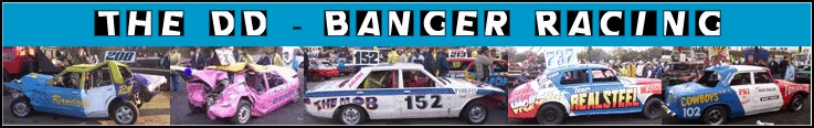 The DD Banger Racing Website - Banger Racing Photos